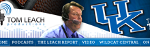 Tom Leach - Voice of the Wildcats